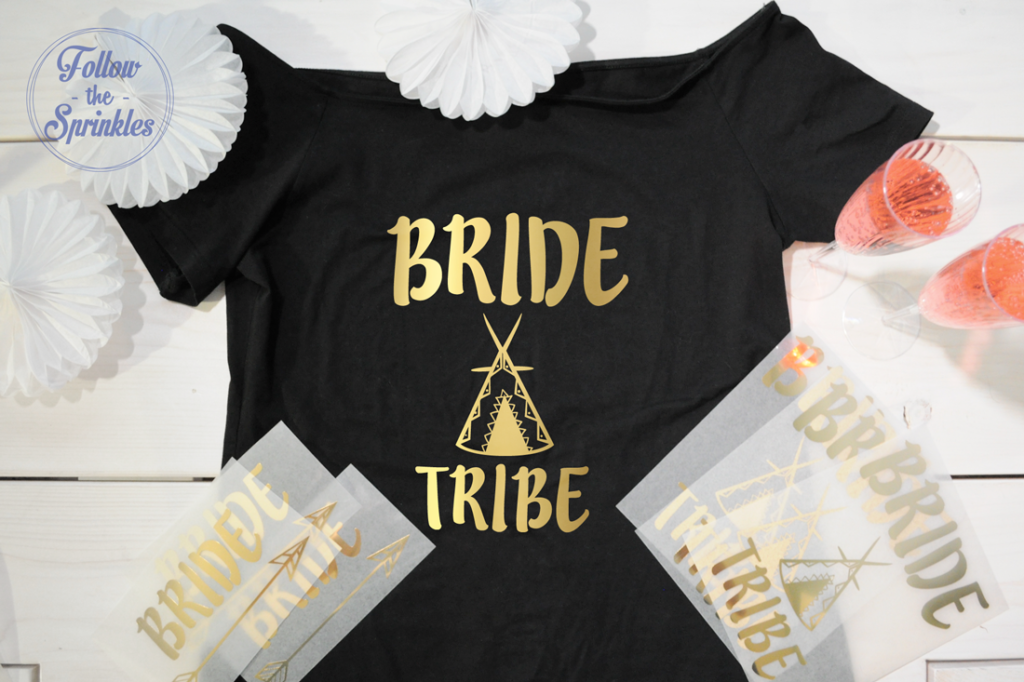 Heat on transfer, iron transfer, bride decal, diy bride shirt, diy bridesaids